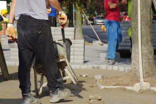Ouvrier de maintenance du bâtiment