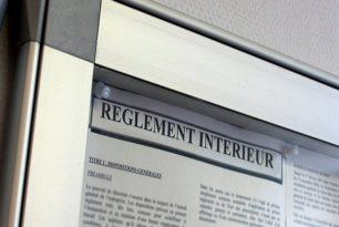 Règlement d'Ordre Intérieur (R.O.I.)